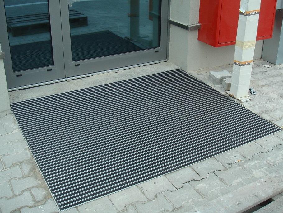 CH Jelenia Góra external Entrance flooring systems