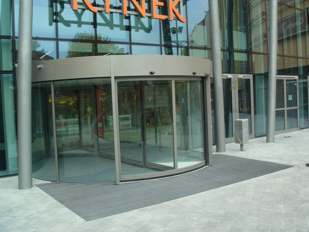 external Entrance flooring systems