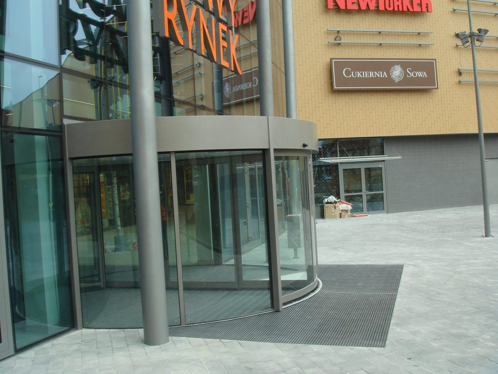 Entrance mat systems