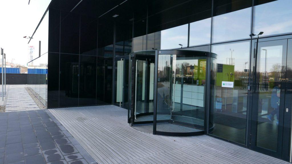 silesia business center wycieraczki zewnętrzne