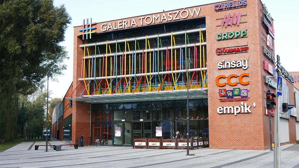 Galeria Tomaszów Mazowiecki