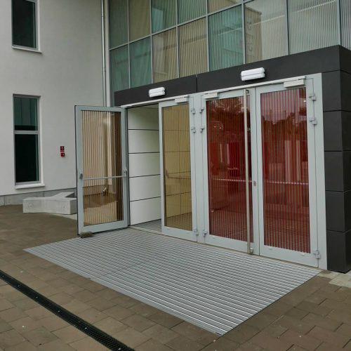 Commercial doormats