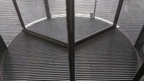 aluminium system doormats